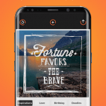 Photofont Photo Editor Android App Review