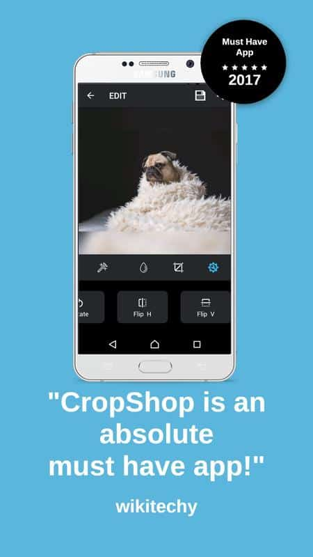 CropShop Android App Review