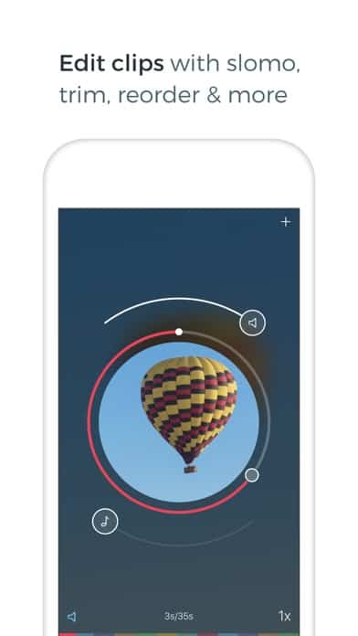 Spark Camera - Video Editor iPhone App Review
