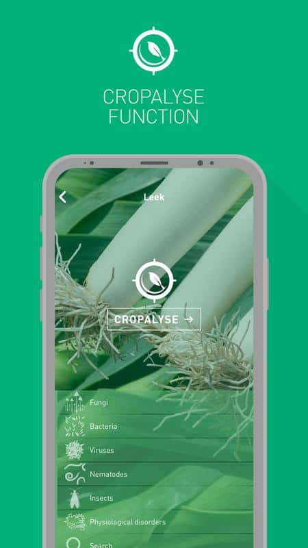 Cropalyser Android App