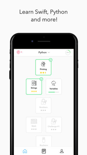 Py Learn to Code iPhone App Review
