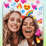Emoji Background Photo Editor Android App Review
