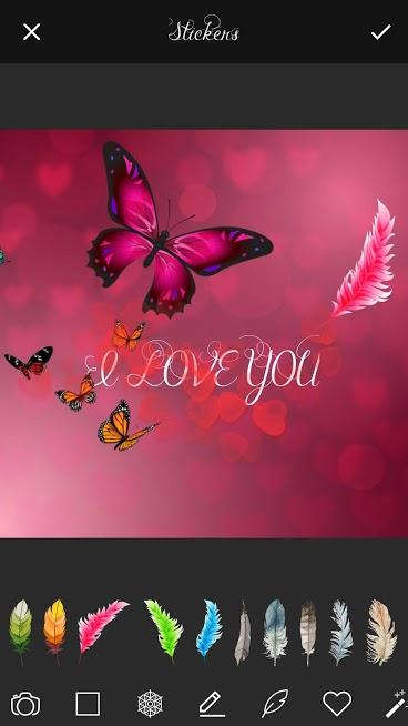 Heart Name Art Focus Filter & Wallpaper Maker for Android