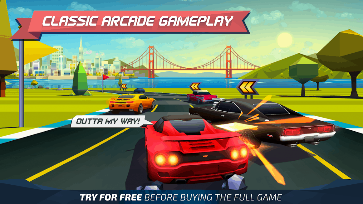 Horizon Chase: World Tour Android Game App