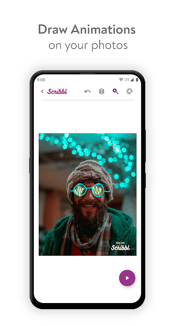 Scribbl: Scribble Animation Effects Android App Review