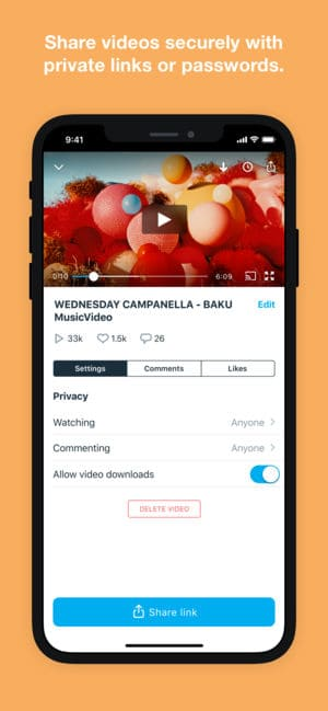 Vimeo iPhone App Review
