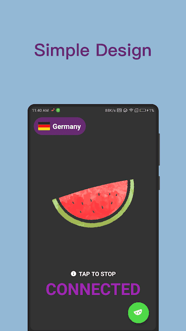 Melon VPN Android App Review