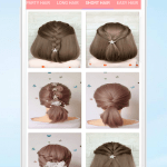 Hairstyles Step by Step Android App Review