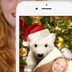 Xmas Photo Editor iPhone App Review
