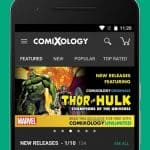 Comics Android App Review