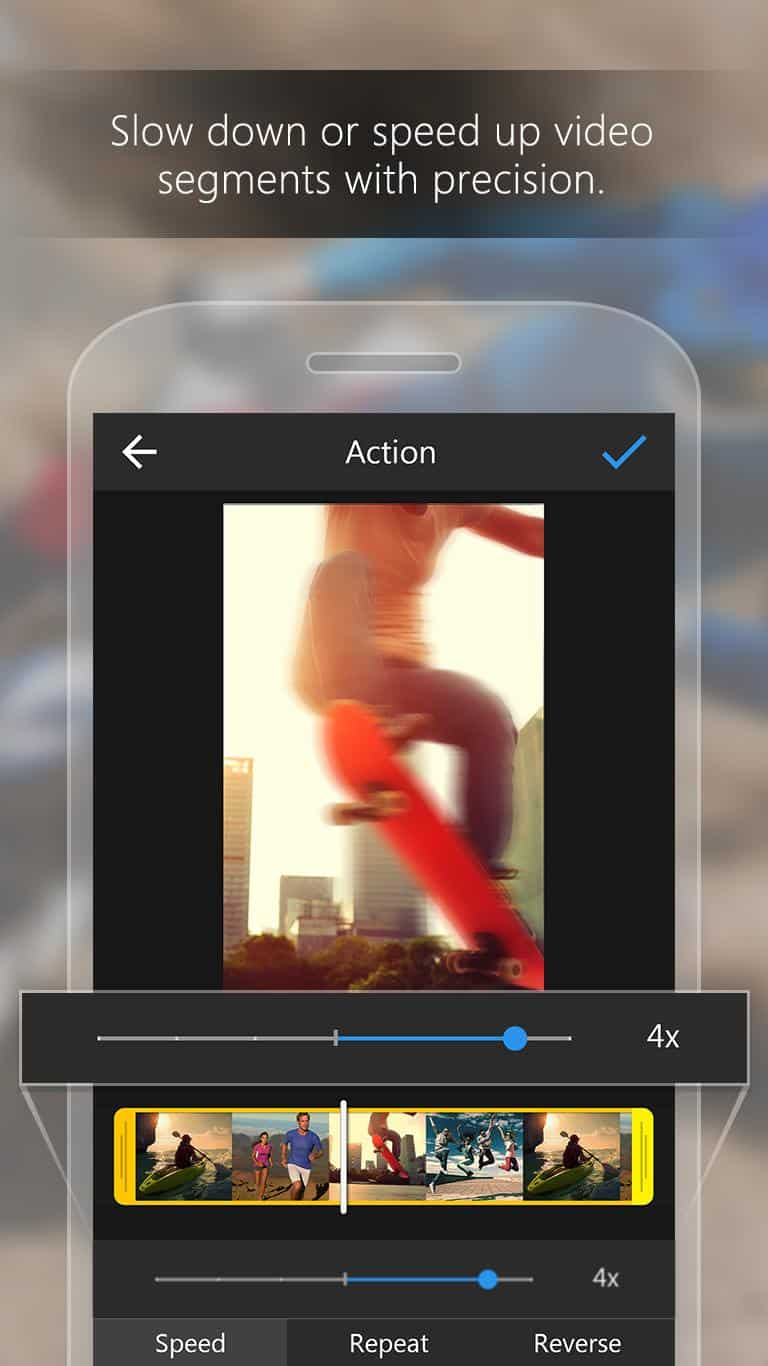 ActionDirector Video Editor Android App