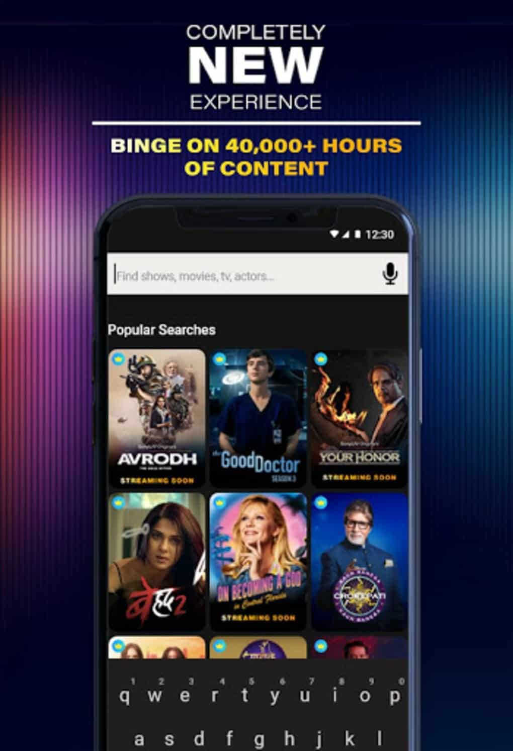 SonyLIV Android App