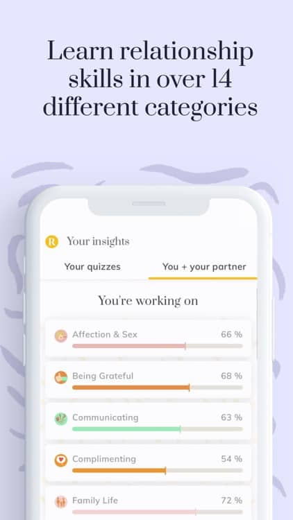 Relish Relationship Coach iPhone App Review