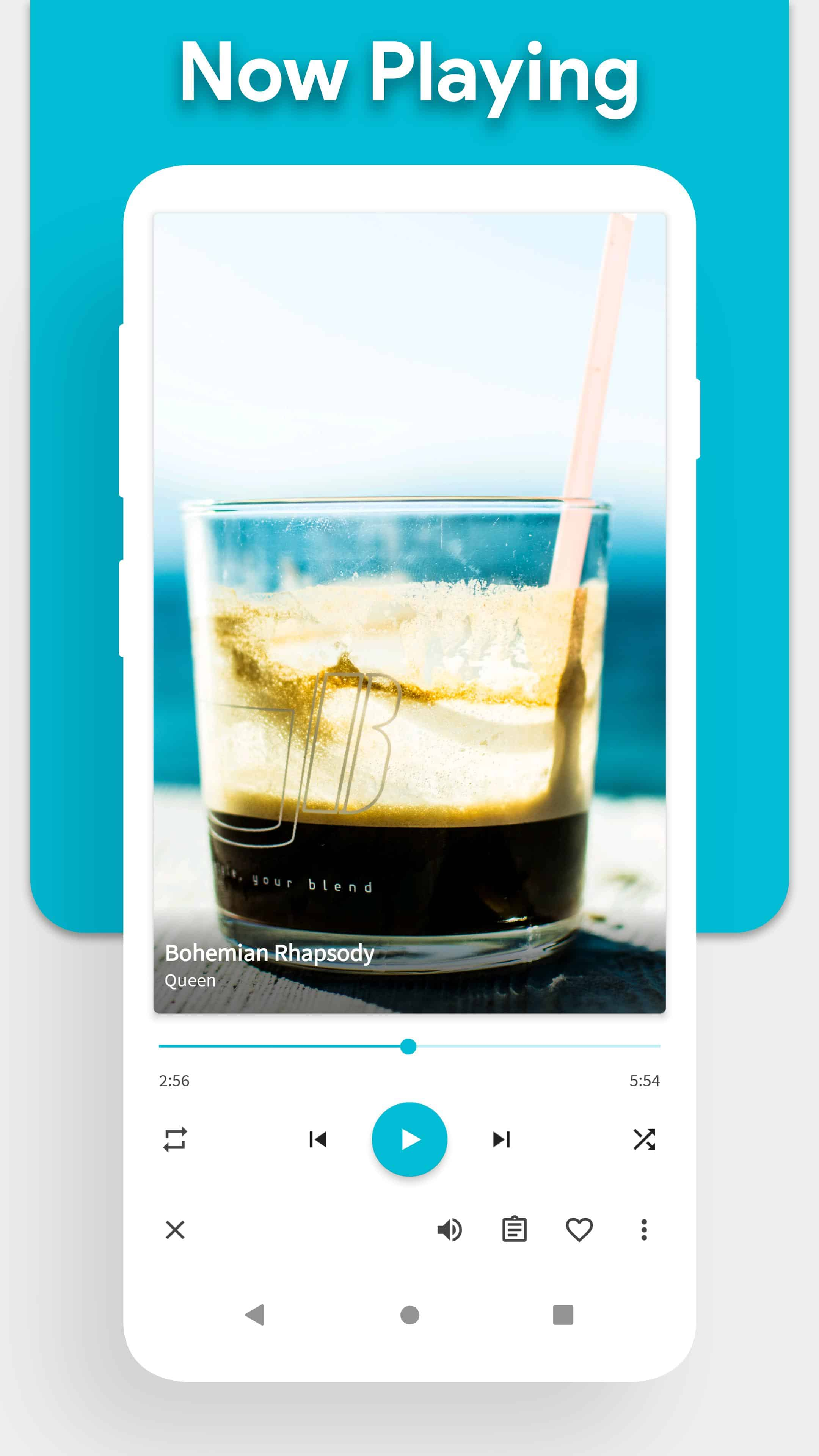 Eon Music Player Android App Review
