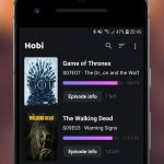 Hobi: TV Series Tracker Android App Review