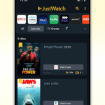 JustWatch Streaming Guide Android App Review