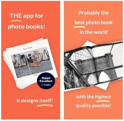 Solentro Photo Books Android App Review