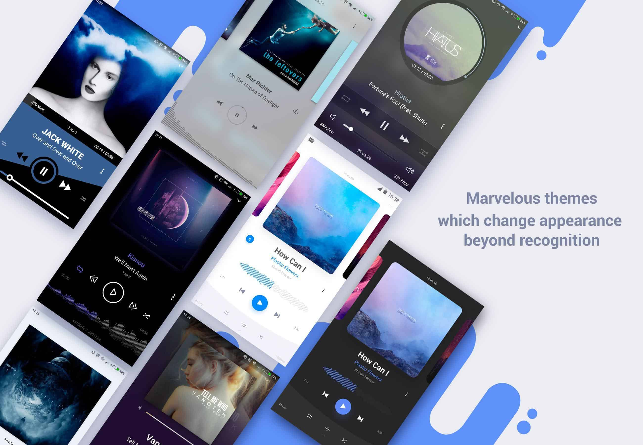 Stellio Music and MP3 Player Android App Review