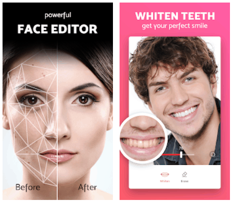 Pixl Face Retouch Blemish Remover Photo Editor Android App