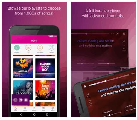KaraFun Karaoke Party Android App Review