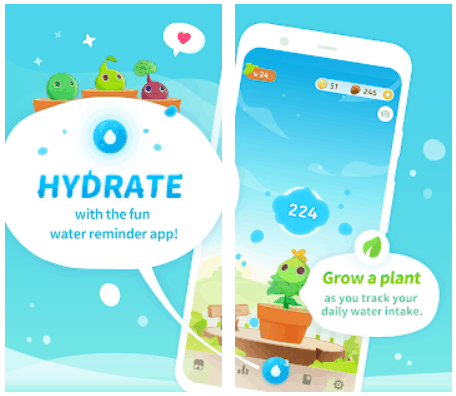 Plant Nanny2 Android App Review
