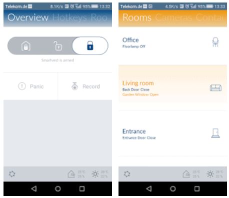 Smartvest Android App Review