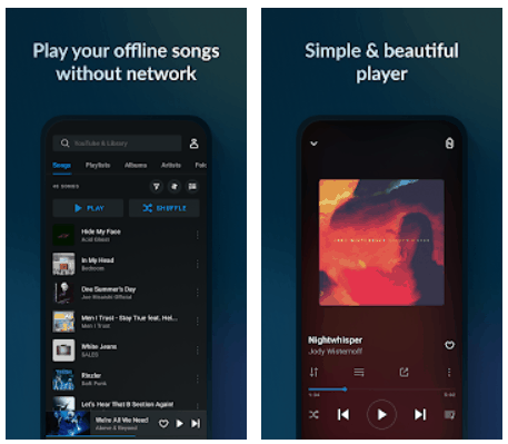 Lark Player Music Player Android App Review
