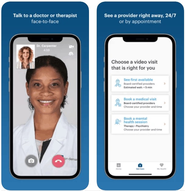 Doctor On Demand iPhone App Review