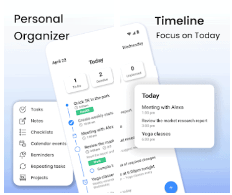 Taskito Task Manager Android App