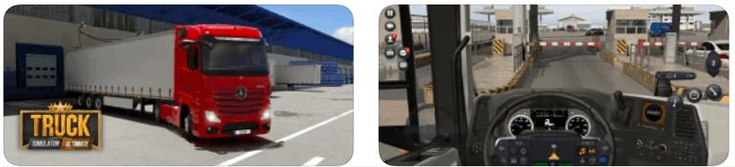 Truck Simulator Ultimate iPhone Game App Review