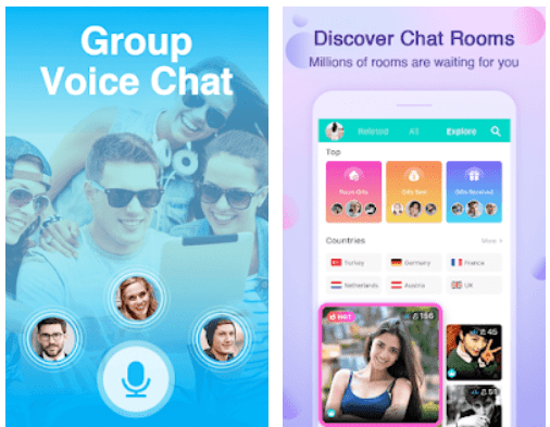 Yalla Free Voice Chat Rooms Android App Review